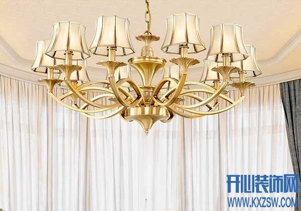 推荐|精挑细选一个适合你家的欧式灯具品牌