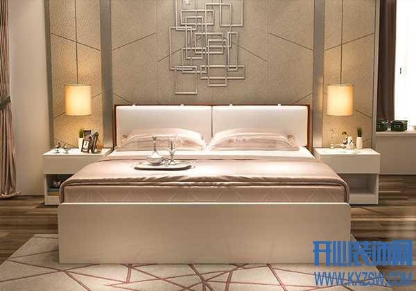 型号#909雅舍风情的卧室床价格及款式怎么样