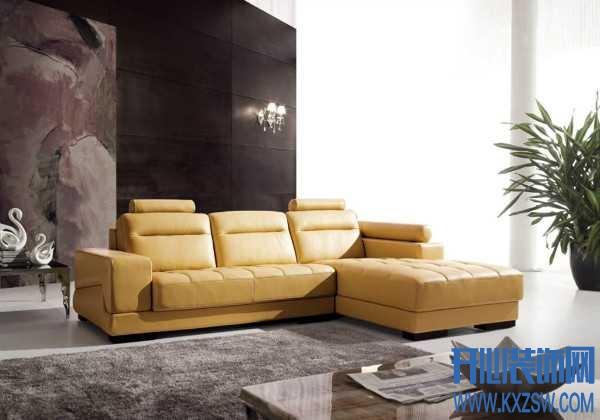 深入浅析真皮和布艺,2分钟帮你选出舒适的客厅沙发
