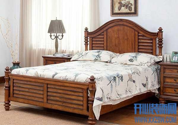 美通木业官网内的卧室床最新价格情况汇总