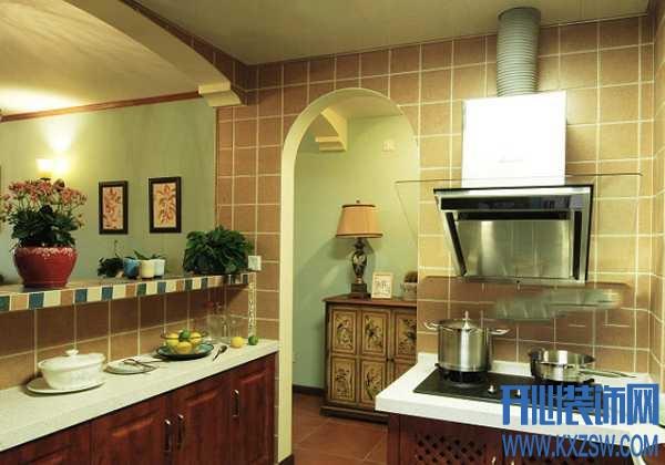 厨房装修材料的百科书,看厨房装修需要哪些材料
