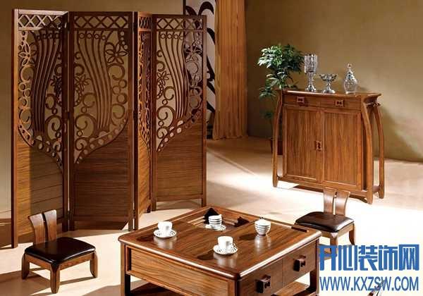中式屏风的巧妙利用,看中式屏风如何营造居室之美