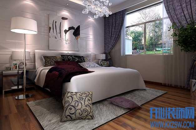 现代简约卧室灯具如何选择,现代简约的明亮卧室从灯具开始