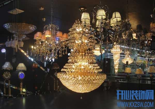 成都灯具市场有哪些品牌?成都灯具市场在哪里