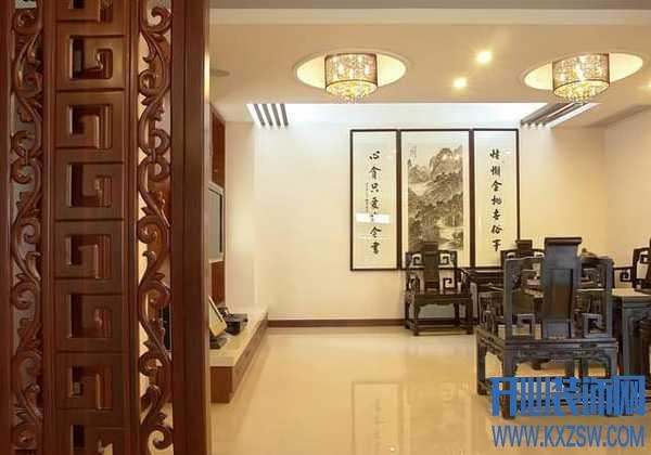 家居中式风雅意境,中式装饰画来帮你