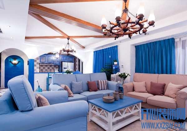 房子怎么布置出大海的味道?地中海风的家居设计需要哪些装饰