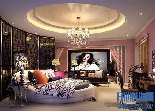 韩剧中的现代简约卧室设计,如何搭配现代简约卧房