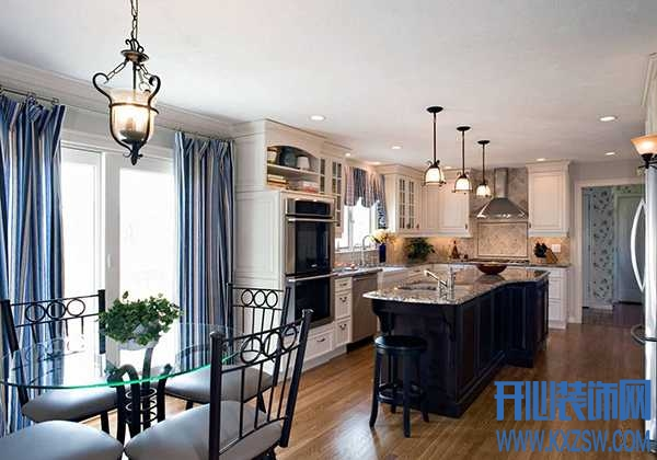 厨房灯具灯饰安装风水,教你打造完美厨房风水