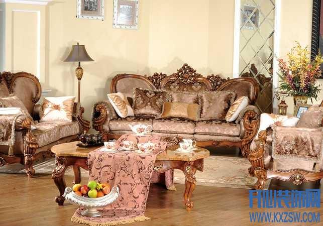 法式家具与欧式家具的特点分析,理清法式欧式家具的区别联系
