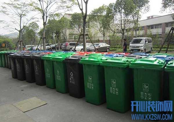 垃圾分类重要么,小区垃圾桶的摆放有哪些新规定,如何布置小区垃圾桶位置?