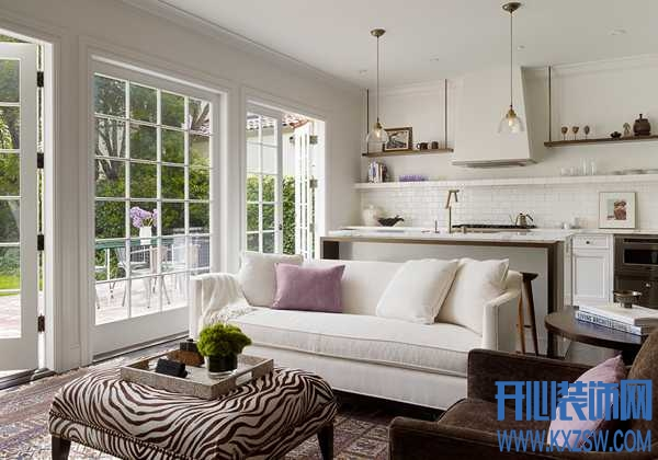 玻璃窗户就是家的眼睛,你怎样设计落地窗看到的景色才更美呢?