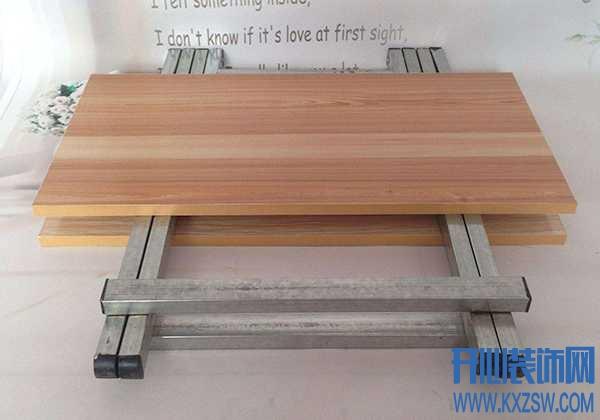 折叠桌子好用吗?它的材料样式种类有哪些?小户型折叠餐桌的选购技巧