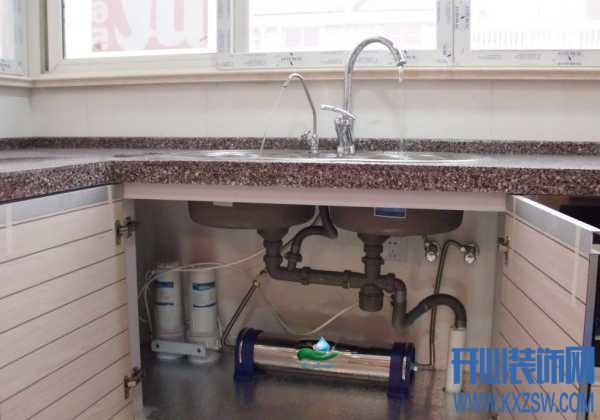 看懂厨房水管安装图,让厨房水管安装更快捷