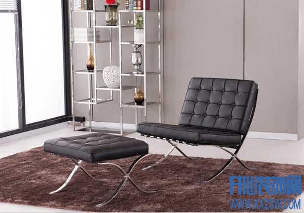 走近巴塞罗那椅子,感受设计师款家具魅力