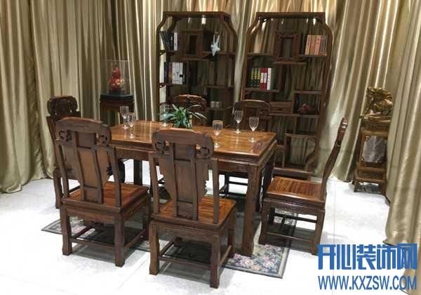 中式餐厅桌椅的搭配推荐,雅致中式餐厅空间的设计