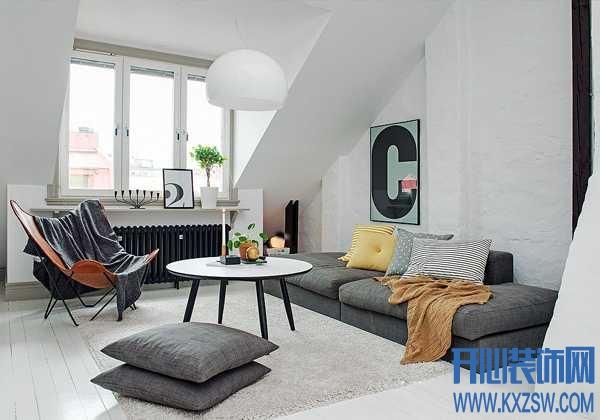 买对了家具,10平米的家也能住得很宽敞