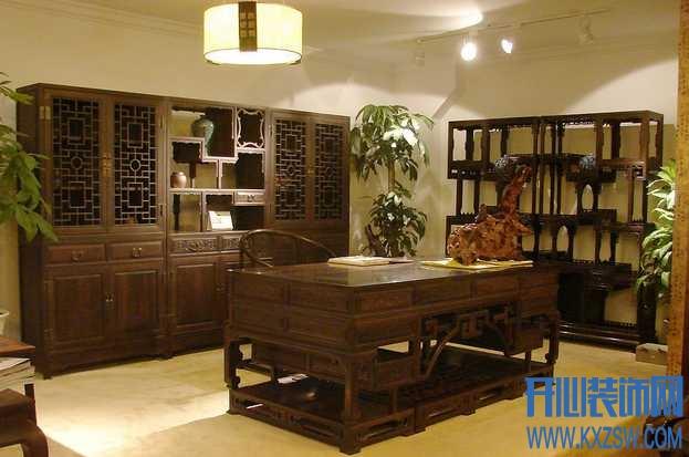 情迷中式家装之中式装修家具,不同居室的中式家具布局方法
