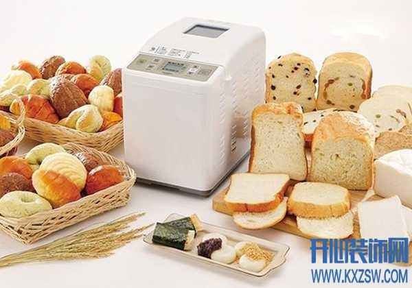 在家轻松享用美食?面包机做面包的方法大介绍