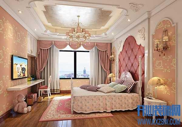 颜好才够吸引人,独具吸睛特质的新古典儿童房设计说明
