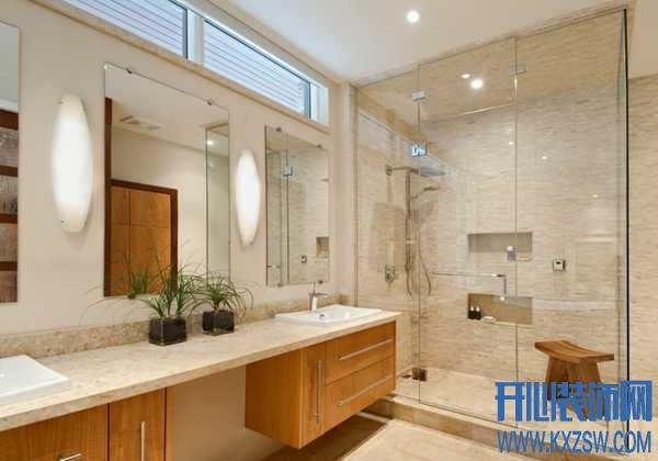 小户型卫浴空间打造,卫浴风水禁忌须谨记