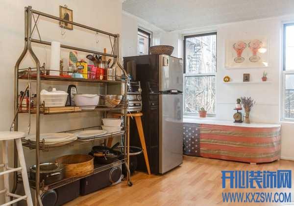 当厨房遇上置物架,怎么安装才能将美观性与实用性相结合