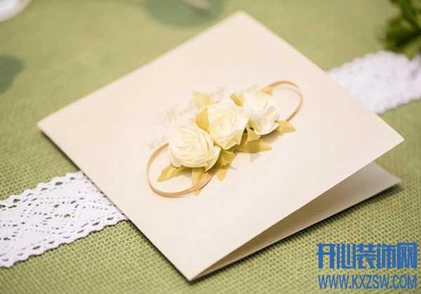 创意结婚请柬设计,是一场婚礼最好的开场白