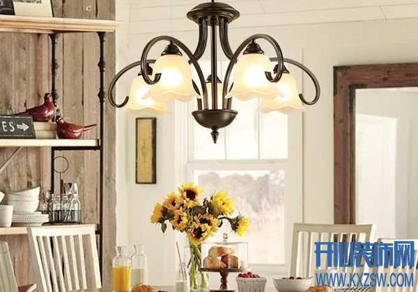 一盏灯照亮一个家,配得上你家的美式灯具品牌都有哪些?