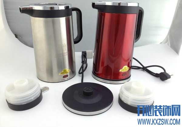家用电水壶外壳材料该怎么选择?电水壶的温控镀层选哪种最好?