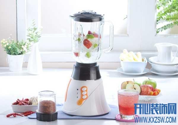 家用榨汁机要怎么用?最方便的榨汁机使用方法解析