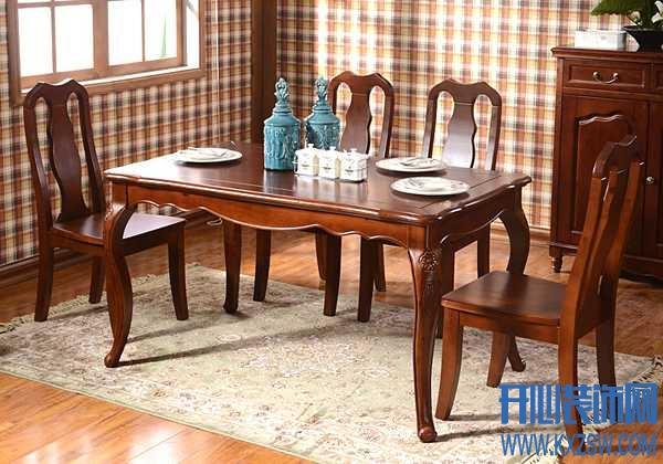 楠艺轩餐厅家具中的实木餐桌椅质量怎么样