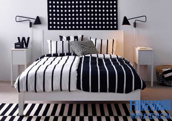 简约文艺风的潮流,宜家卧室台灯吹起时尚风