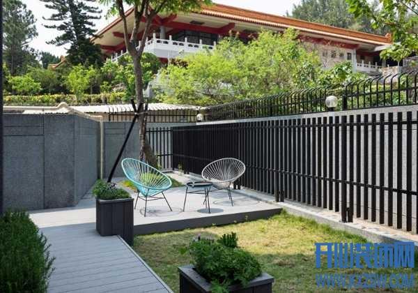 花园设计出一条小径,用青石板材料怎么样,价格又如何?