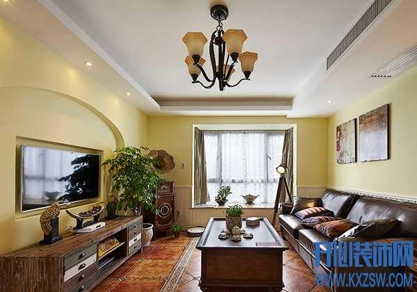 最美美式乡村风格样板房,分享美式乡村风格的家居要领