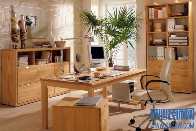 现代简约书房布局,简单却实用的现代简约书房布置要点