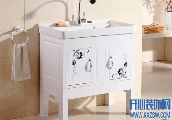 解放空间,贵臣卫浴洗衣柜选择让生活更加精致