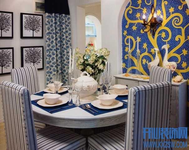 地中海风格家具的搭配原则,地中海装修风格家具特点知识分享