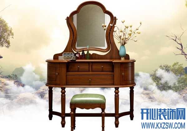 美美的你需要一个梳妆台,巢木家具梳妆台让你每天明媚动人