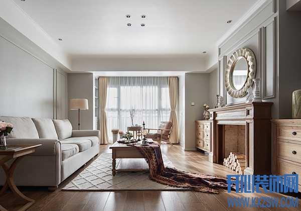 如何布置出原汁原味的美式风家居?刚出炉的美式房屋装修案例,学会休闲风装修方法