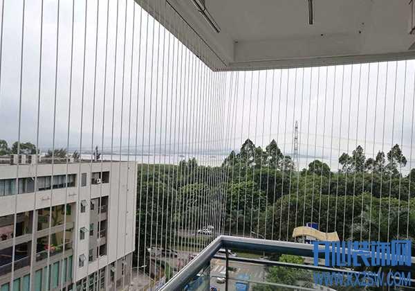 高层住宅适合安装隐形防盗网吗?家庭防盗窗安装如何挑选