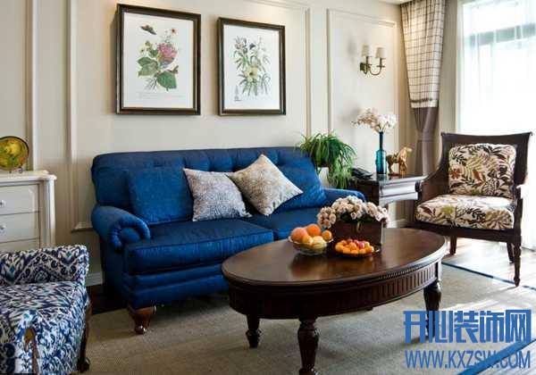 房子面积分大小,装修体验可不分,小美式让小房子一样纯粹随性