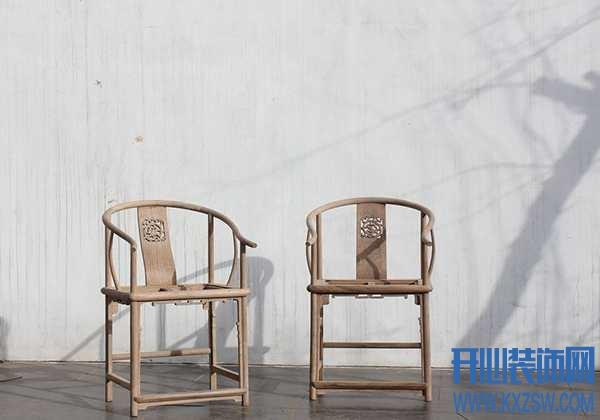 圈椅三件套一般是什么材质?圈椅尺寸大小怎么规定