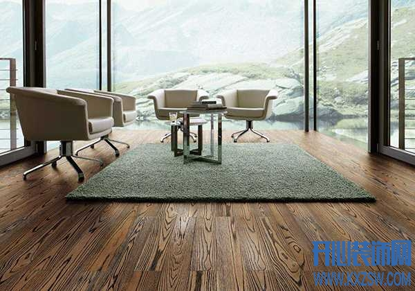 白蜡木地板为何流行?有哪些优缺点呢,白蜡木材料分析