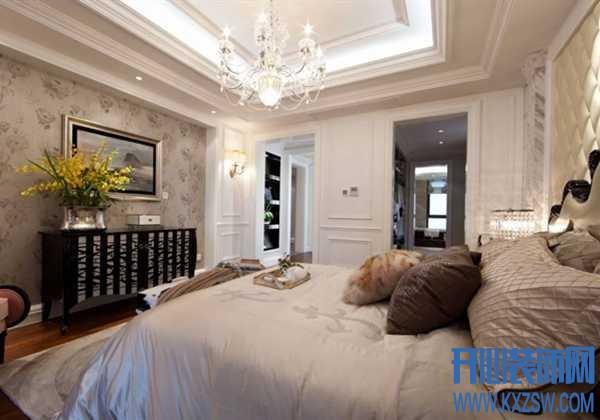 欧式卧室吊顶一般多宽?欧式风卧室吊顶怎么装修好