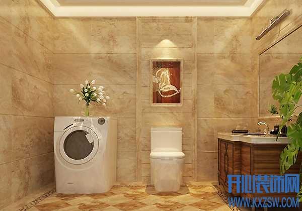 洗衣机风水位抉择,卫生间家电的风水布置