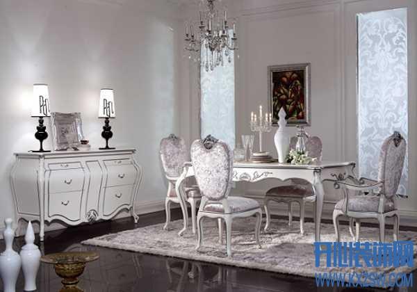 低调与奢华完美融合,新古典餐桌椅的气质认证
