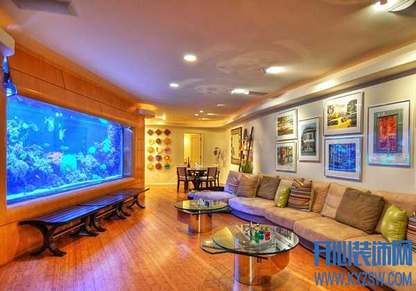 客厅鱼缸摆放禁忌有哪些?鱼缸摆放在客厅什么位置最好