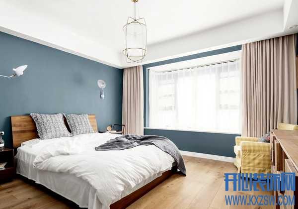 卧室太大也是种烦恼,空荡的房间如何巧妙布置