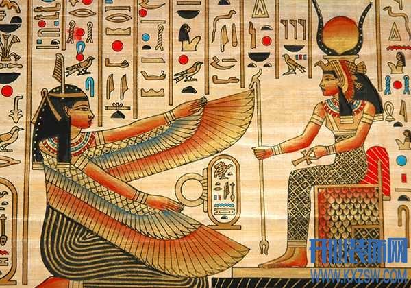 制造家的神秘感,古埃及风格搭出艺术之家