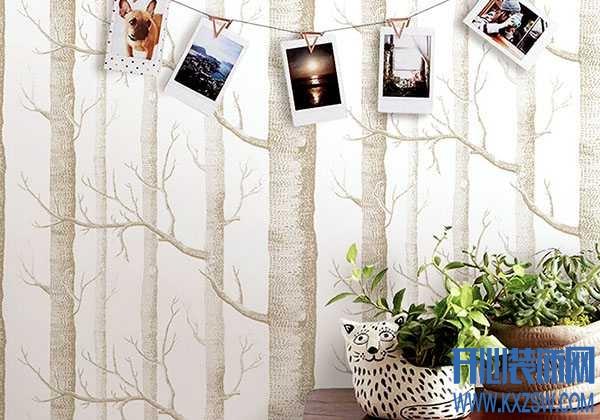 尚纸坊旗舰店中的壁纸都有哪些风格款式类型
