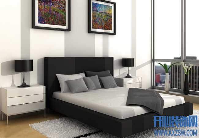 现代简约风格卧室装修攻略,几招打造经典现代简约卧室效果